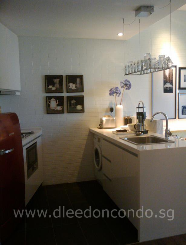 D'Leedon One Bedroom + Study