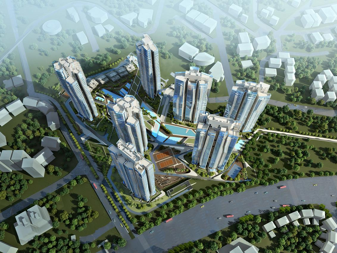 D'Leedon Condominium @ Leedon Heights District 10