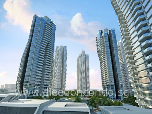 dleedon condominium singapore