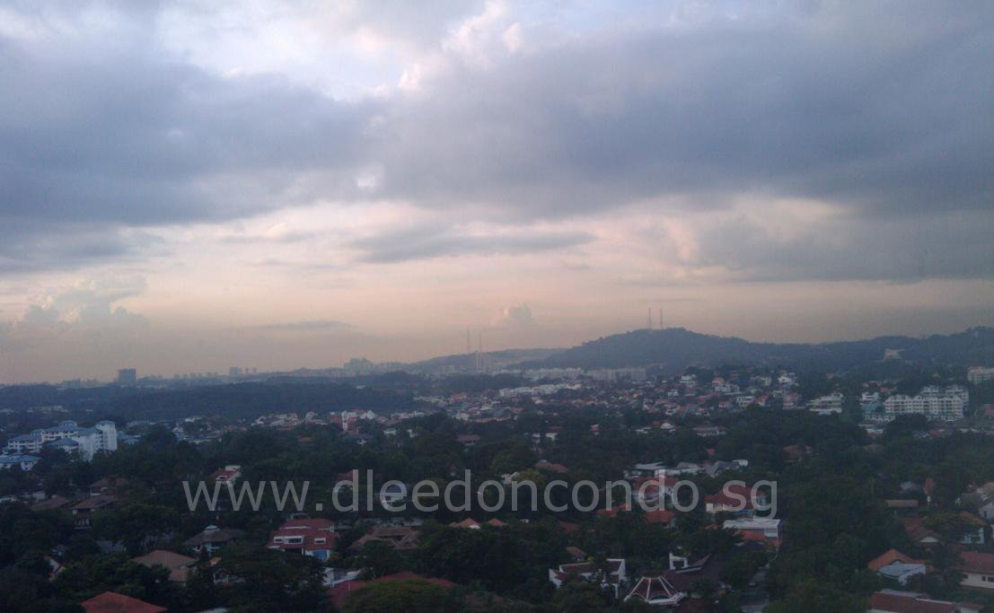 D'Leedon View Bukit Timah Hill